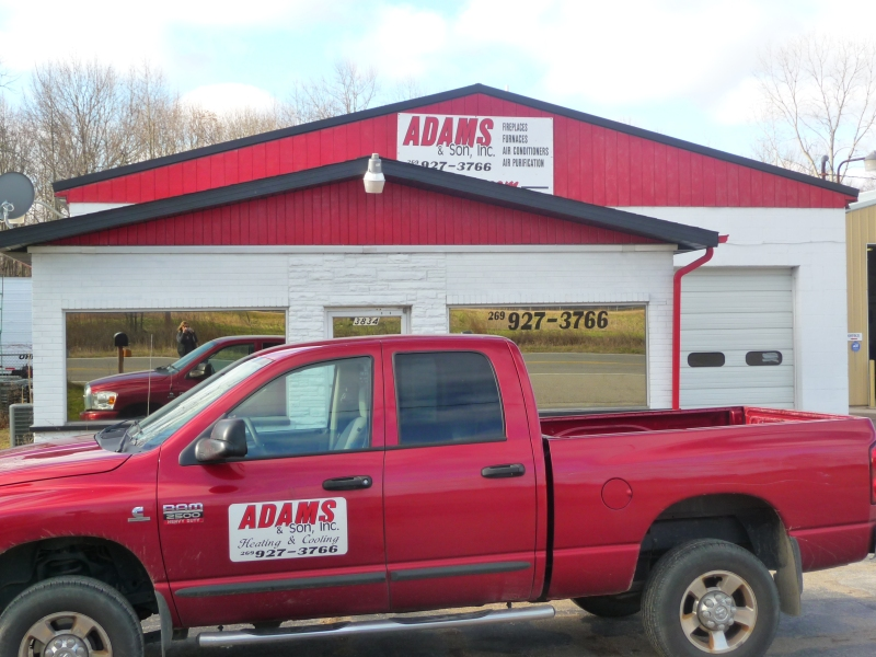 Trust Adams and Son with your air conditioning and furnace installation.